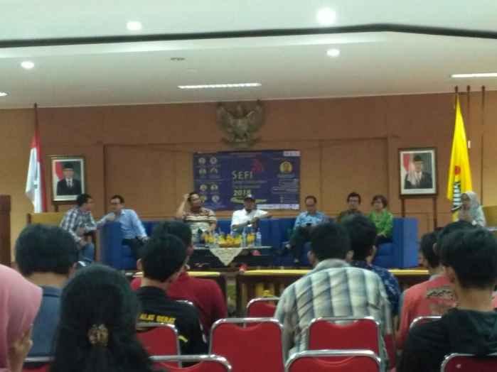 """Politeknik Negeri Jakarta Gelar """"Smart Education For Indonesia"""" Untuk Kedua Kalinya"""