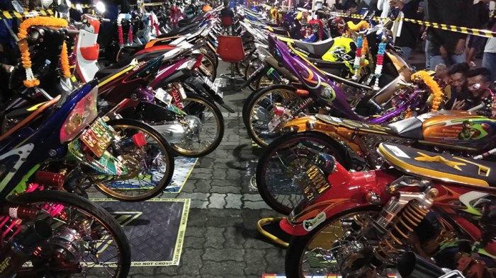 Kilau Kemeriahan Metamorfosa Oto Contest Nasional di Semarang