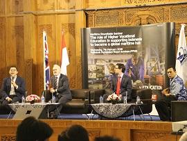 British Embassy-PPNS Bahas Peran Politeknik