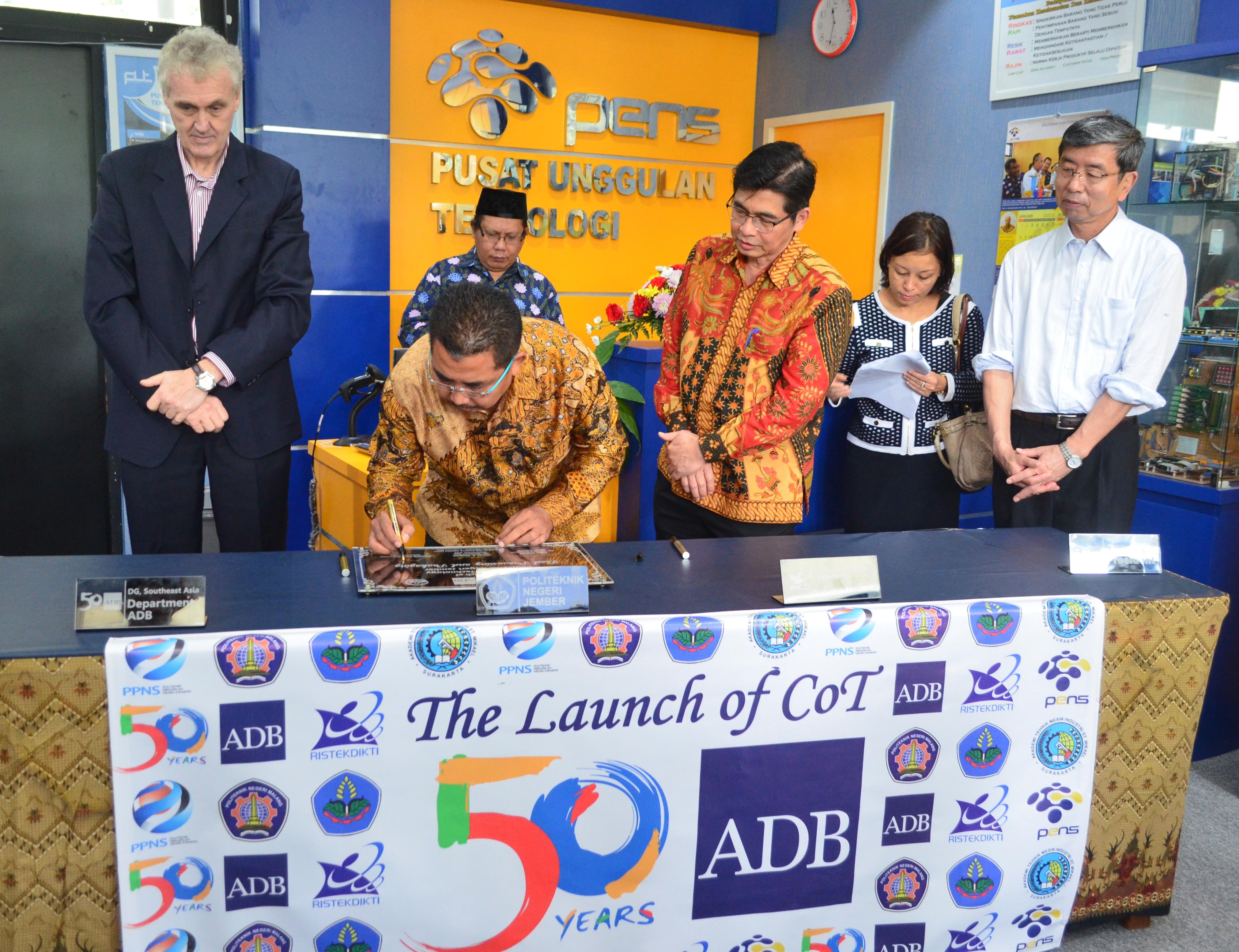 PUT Politeknik Negeri Jember untuk Unit Usaha Pengalengan Ikan