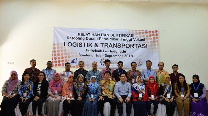 Politeknik Pos Indonesia Gelar Sertifikasi Internasional CILT