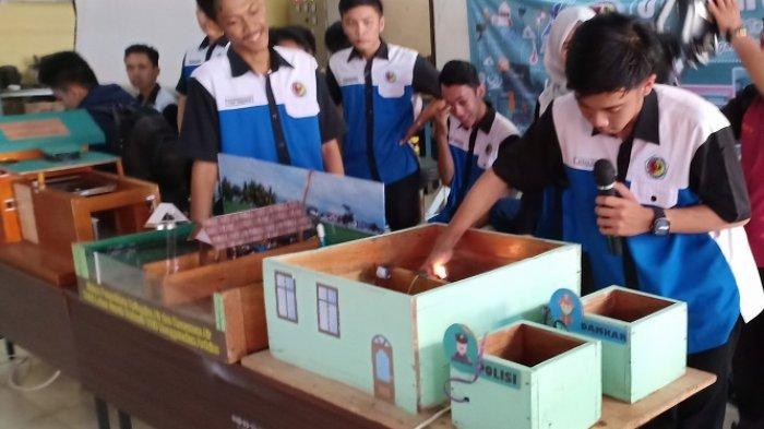 Mahasiswa Poliban Temukan Alat Keamanan Rumah