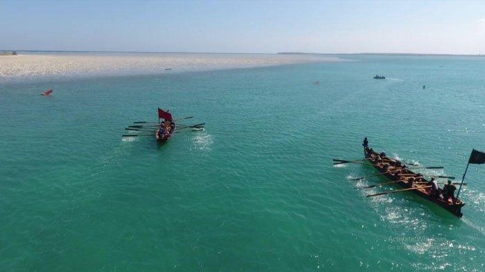 PPNS Gelar Indonesia Maritime Challenge 2018 di Pulau Raas Madura