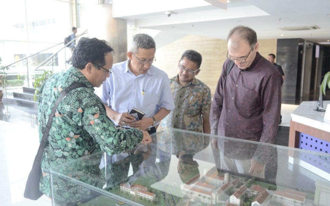 Kunjungan Asian Development Bank ke PENS
