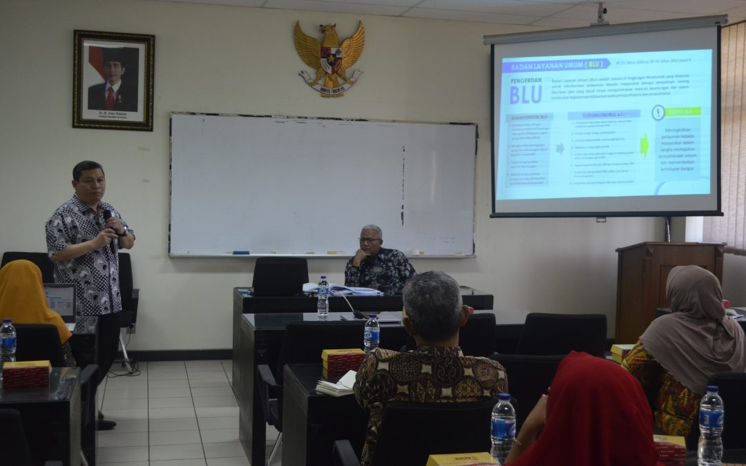 Politeknik Elektronika Negeri Surabaya Bersiap Jadi PTN-BLU
