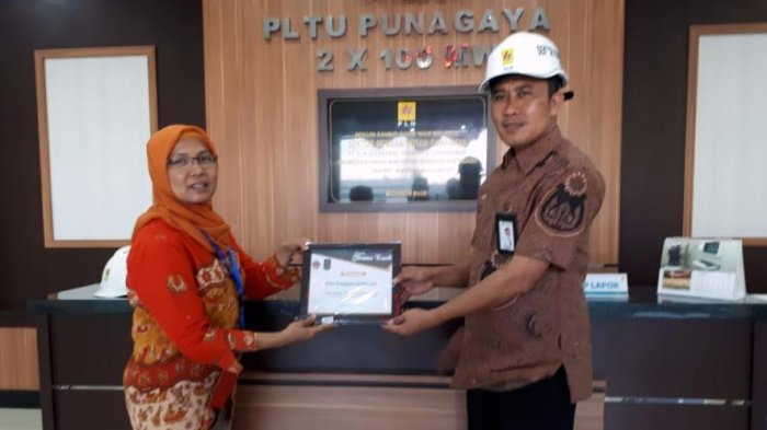 Pusat Karier PNUP Kunjungan Industri ke PLTU Punagaya Jeneponto