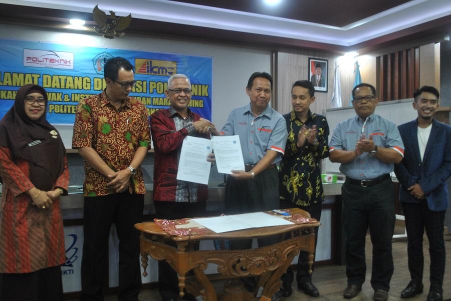 Polnep Tingkatkan Kerjasama Dengan Politeknik Muka Sarawak