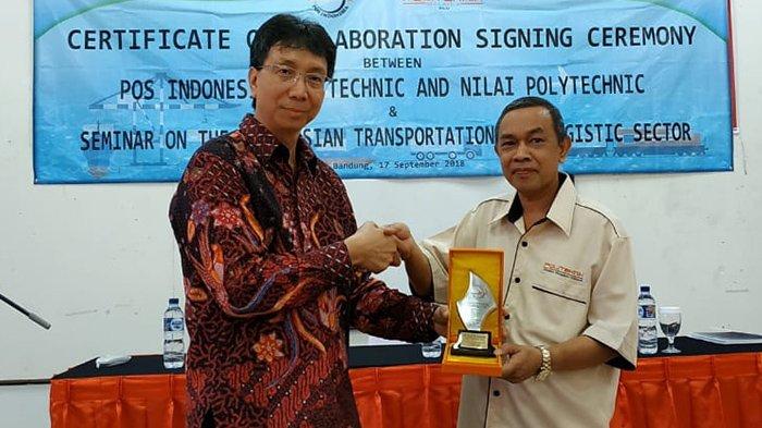 Politeknik Pos Indonesia Jalin Kerja Sama dengan Politeknik Nilai Negeri Sembilan Malaysia