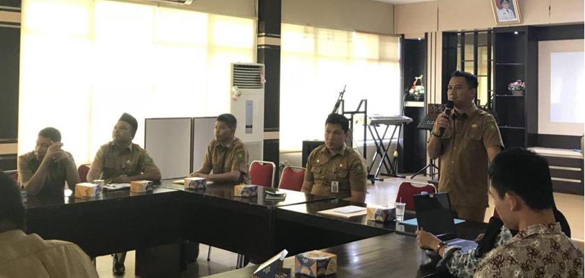 Mahasiswa PCR Bangun Aplikasi Untuk Dinas ESDM Provinsi Riau