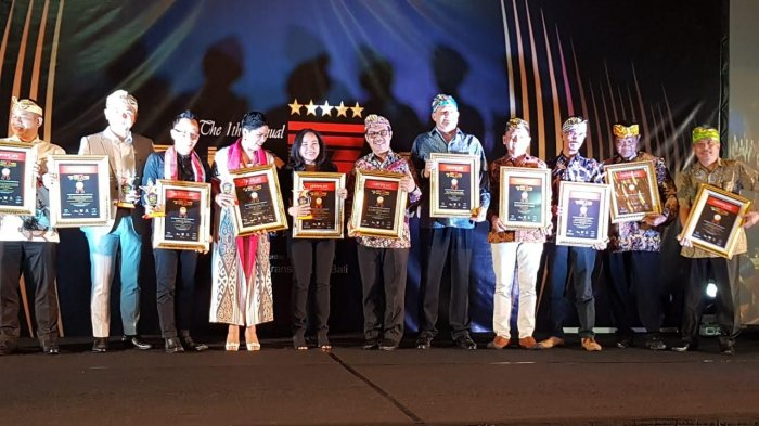 Politani Pangkep Dapat Penghargaan Seven Media Asia Award 2018