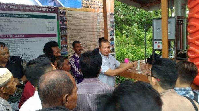 Program Kemristek Dikti Sukses Digelar Tim PPTTG Politeknik Negeri Banjarmasin