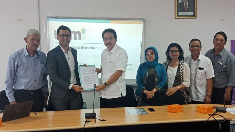 NEM Foundation & Polmed Jalin Kerjasama Bidang Pendidikan Teknologi Blockchain