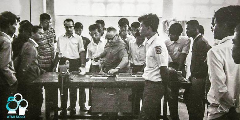 50 Tahun ATMI Surakarta, Kobarkan Api Vokasi