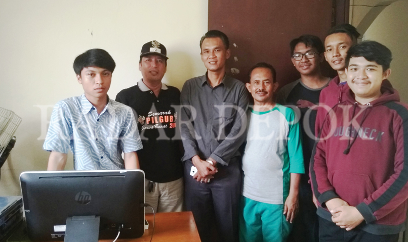 PNJ Berbagi Pengetahuan di Kelurahan Kalimulya, Depok