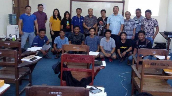 Tingkatkan Kompetensi, 16 Penyelam Belajar di Politeknik Manado