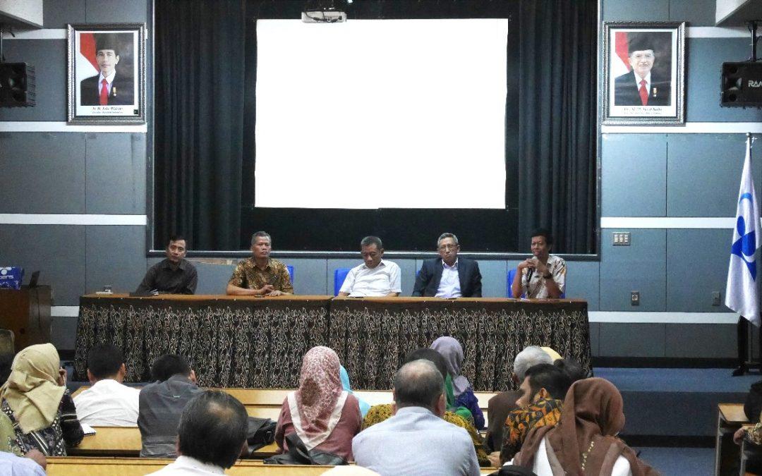 olbangtan dan Poltek Negeri Padang Kunjungi PENS