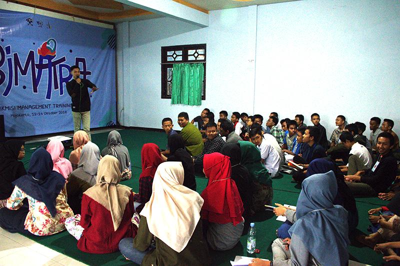 Tingkatkan Kesadaran dan Tanggung Jawab Mahasiswa, EBIO Kembali Gelar BIMATRA 2018