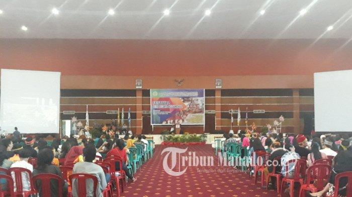 Politeknik Negeri Manado Gelar Festival Seni Budaya