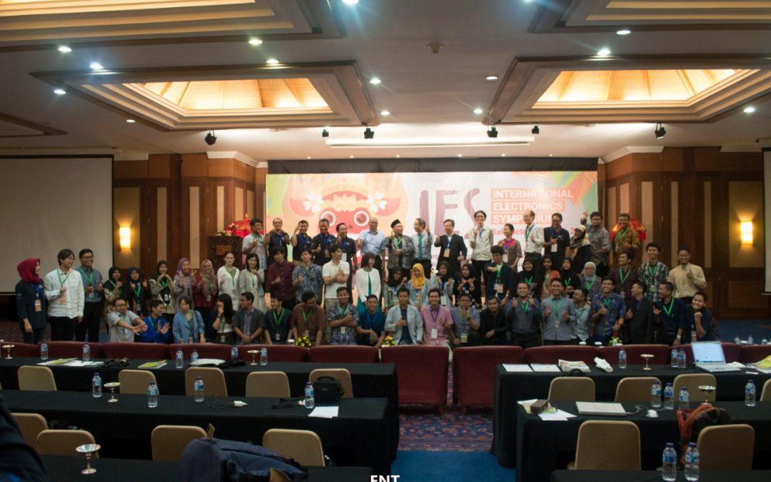 Closing Ceremony IES 2018, Umumkan Peraih Penghargaan Best Paper Award