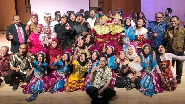 Mahasiswi Polinema Berbagi Pengalaman Ikuti TFI SCALE V di Singapura
