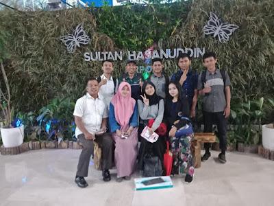 Tujuh Mahasiswa AN Wakili PNUP ke Politeknik Negeri Ambon