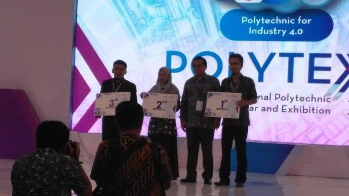 Dosen Polman Babel Raih Best Paper Terbaik di Seminar ICIRPE