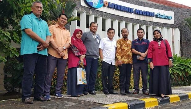 PNP Kunjungi Polibatam, Studi Banding dan Kerja Sama Penyaluran Alumni