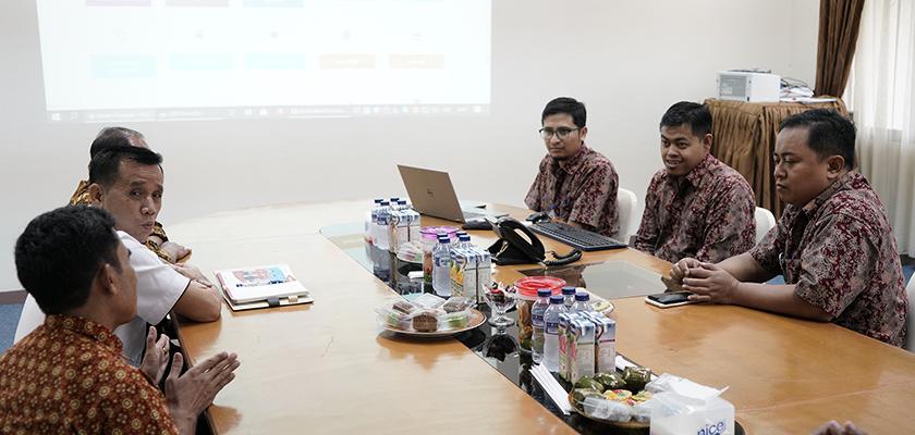 Kembangkan Sistem Informasi, Pasca Sarjana Universitas Riau Jalin Kerjasama dengan PCR