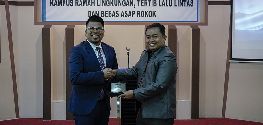Universiti Teknologi Mara (UiTM) Malaysia Kunjungi Politeknik Caltex Riau