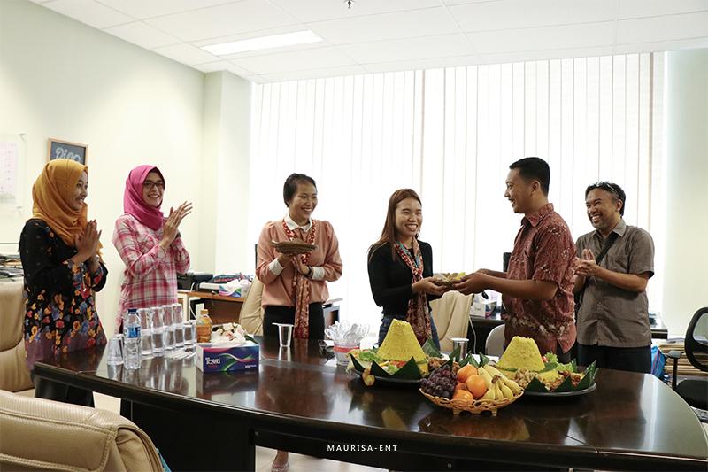 PICO PENS Kembali Gelar Welcome Party Guna Sambut Dua Mahasiswa Program Student Exchange