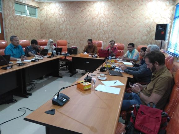 Kolaborasi dengan WINTEC dalam Pendidikan Geothermal
