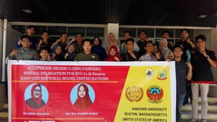Pelepasan Mahasiswa PNUP untuk Mengikuti Harvard National Model United Nation