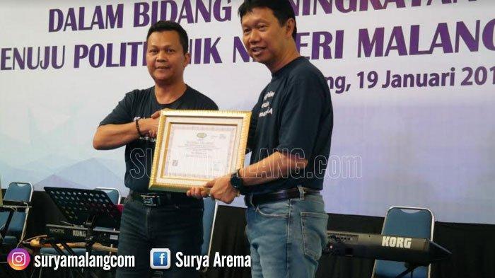 Politeknik Negeri Malang Raih Akreditasi A