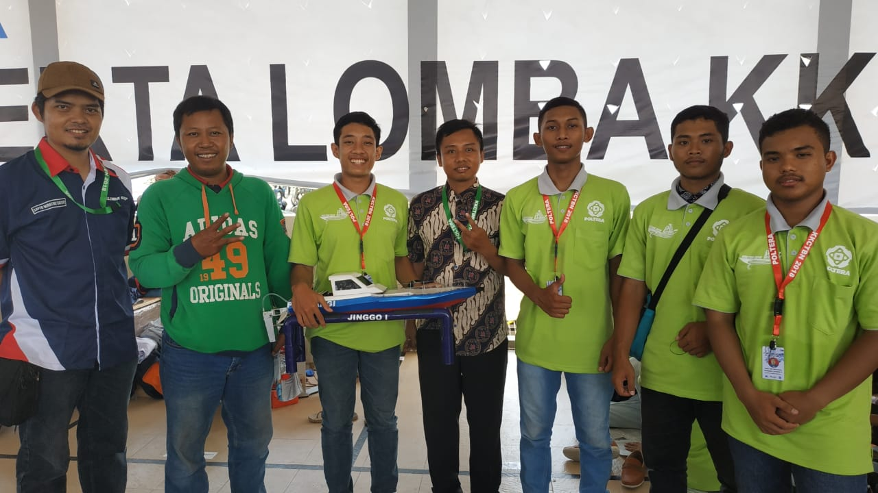 Bangga, Pertama Kali Ikut Lomba Garuda Layang Lolos Babak Final