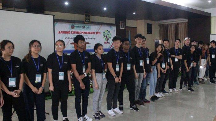 Mahasiswa PNUP-SP Lakukan Pengabdian Masyarakat Melalui Program LeX 2019