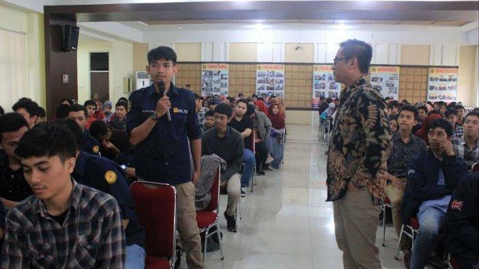 Executive Vice President Talent PT PLN Bawakan Kuliah Umum di PNUP