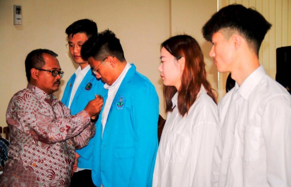Program Student Exchange, Mahasiswa Jiangsu China ke Polije