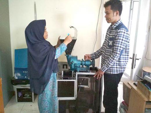 Mahasiswa dan Dosen Politeknik Negeri Padang Ciptakan Mesin Kopi Pakai Sensor Aroma, Diharapkan Bisa Bersaing di Pasar Internasional