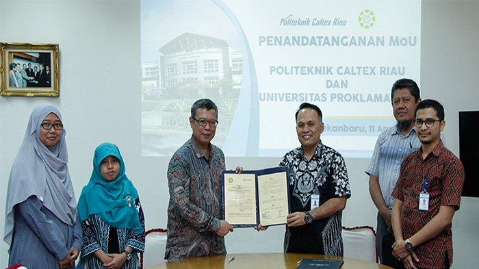 PCR dan Universitas Proklamasi 45 Sepakat Jalin Kerjasama