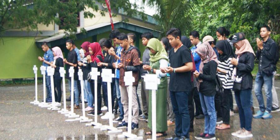 Mahasiswa Akuntansi Politeknik Samarinda Gelar Seniora