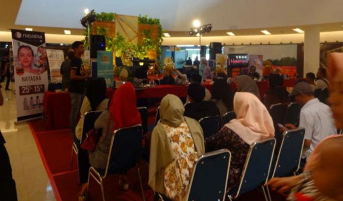 Perdana, Mahasiswa PCR Taja Festival Budaya 2018