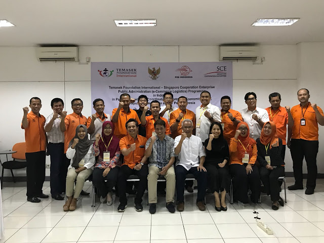 Pelatihan Capacity Building On E-Commerce Logistics di Poltekpos