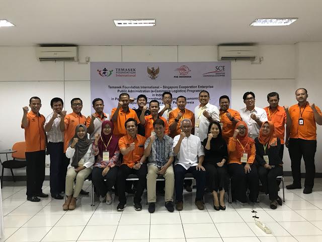 Pelatihan Capacity Building On E-Commerce Logistics di Poltekpos