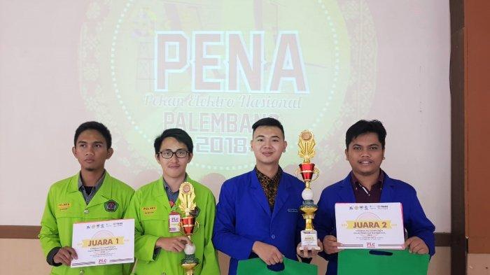 PCR Raih Juara 2 Lomba PLC Tingkat Nasional