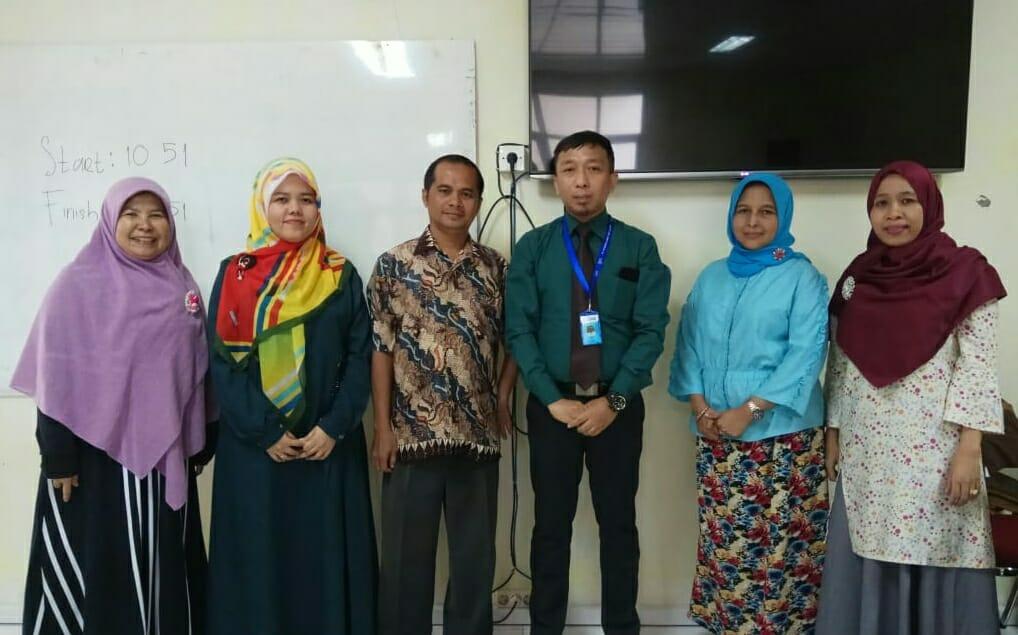 Politeknik Negeri Padang Adakan Tes TOEIC Bersertifikat Internasional