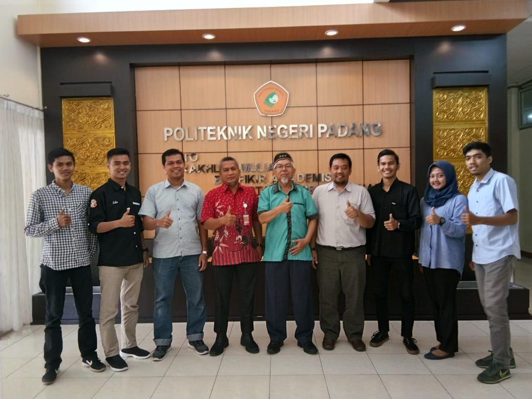Politeknik Negeri Padang Ajak Mahasiswa Berpikir Global Hadapi Industri 4.0