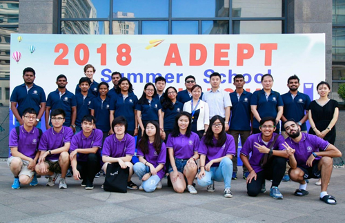 Mahasiswa Polmed Ikuti Summer School di Shanghai University of Electric Power, China
