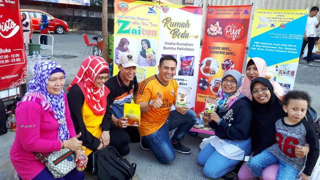 Produk PKM PNUP Berpeluang Tembus Modern Market