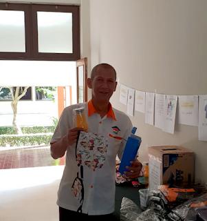 Politeknik Pos Indonesia Galang Dana untuk korban Gempa Lombok