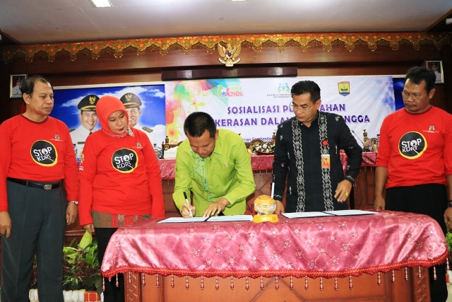 Pemko Pariaman MoU dengan Politeknik Negeri Padang